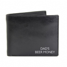 Message Leather Wallet